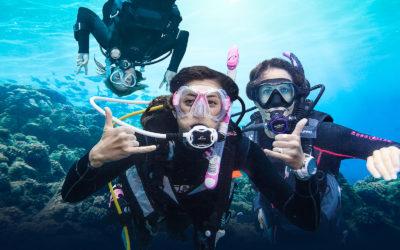 Leer nu duiken maandag 13 januari 2020