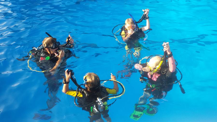 Start Open Water Diver