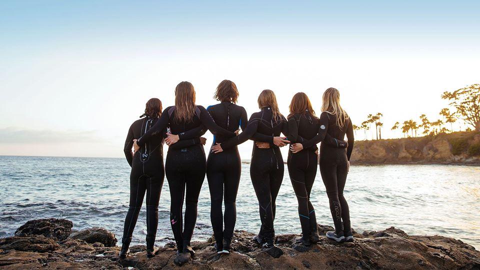 PADI Vrouwen duikdag op 18 juli