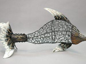 Vis van Metaal