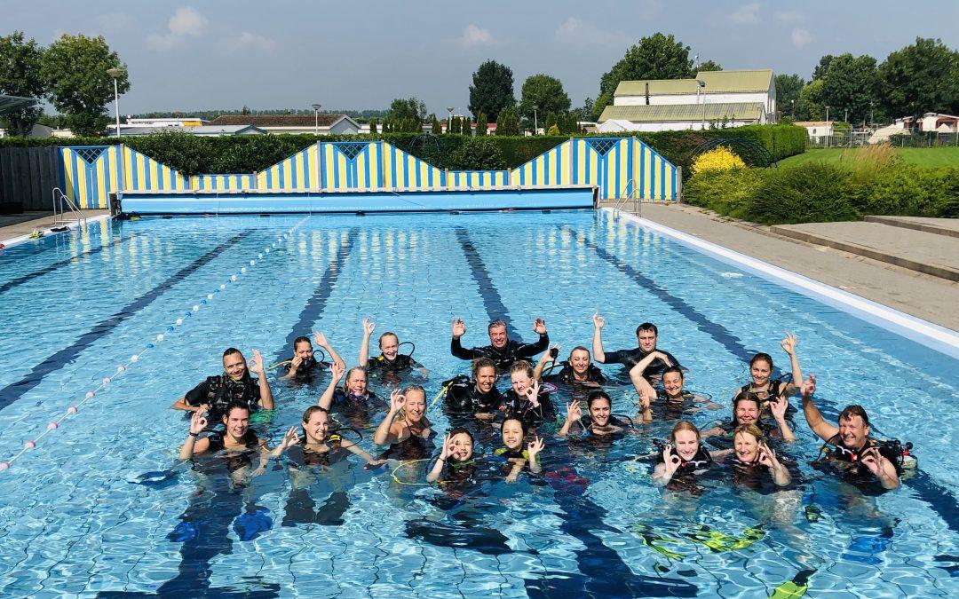 Zwembad het Molenbad